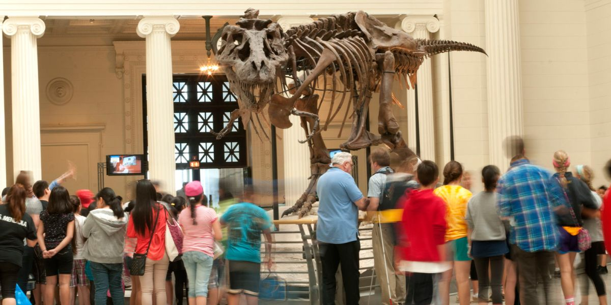 free days at The Field Museum