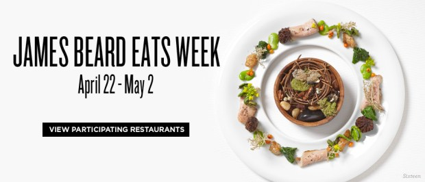 James Beard Eats Week