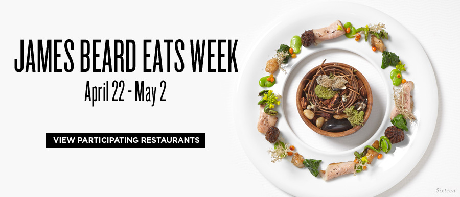 James Beard Eats Week