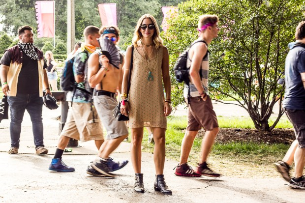 what to wear to Lollapalooza