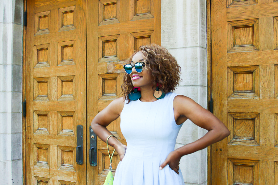What to wear in Chicago as summer ends by Chicagoings.