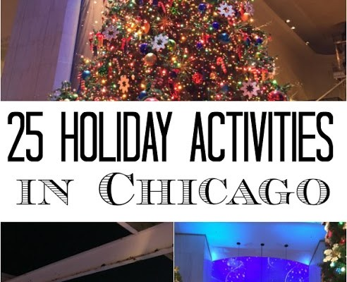 25 Holiday Activities in Chicago