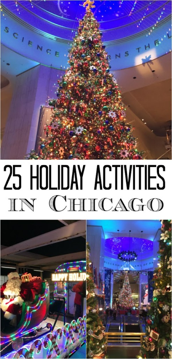 this post includes 25 holiday activities in chicago from performances to ice skating to a gingerbread house decorating party one for each day of