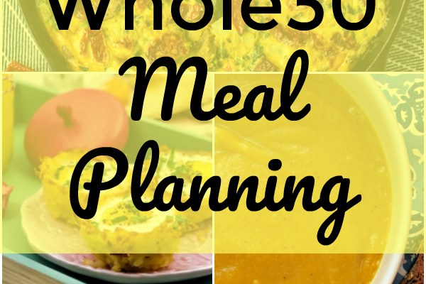30 Recipes for Whole30 Meal Planning