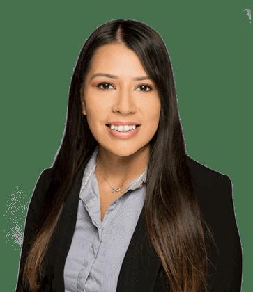 Legal Assistant Leslie Castellanos