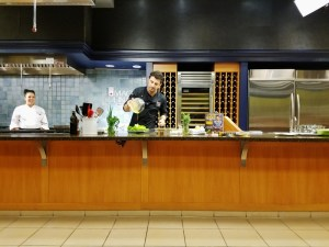 Chef Stuart O'Keeffe Macy's cooking class | Chicago Loves Panini