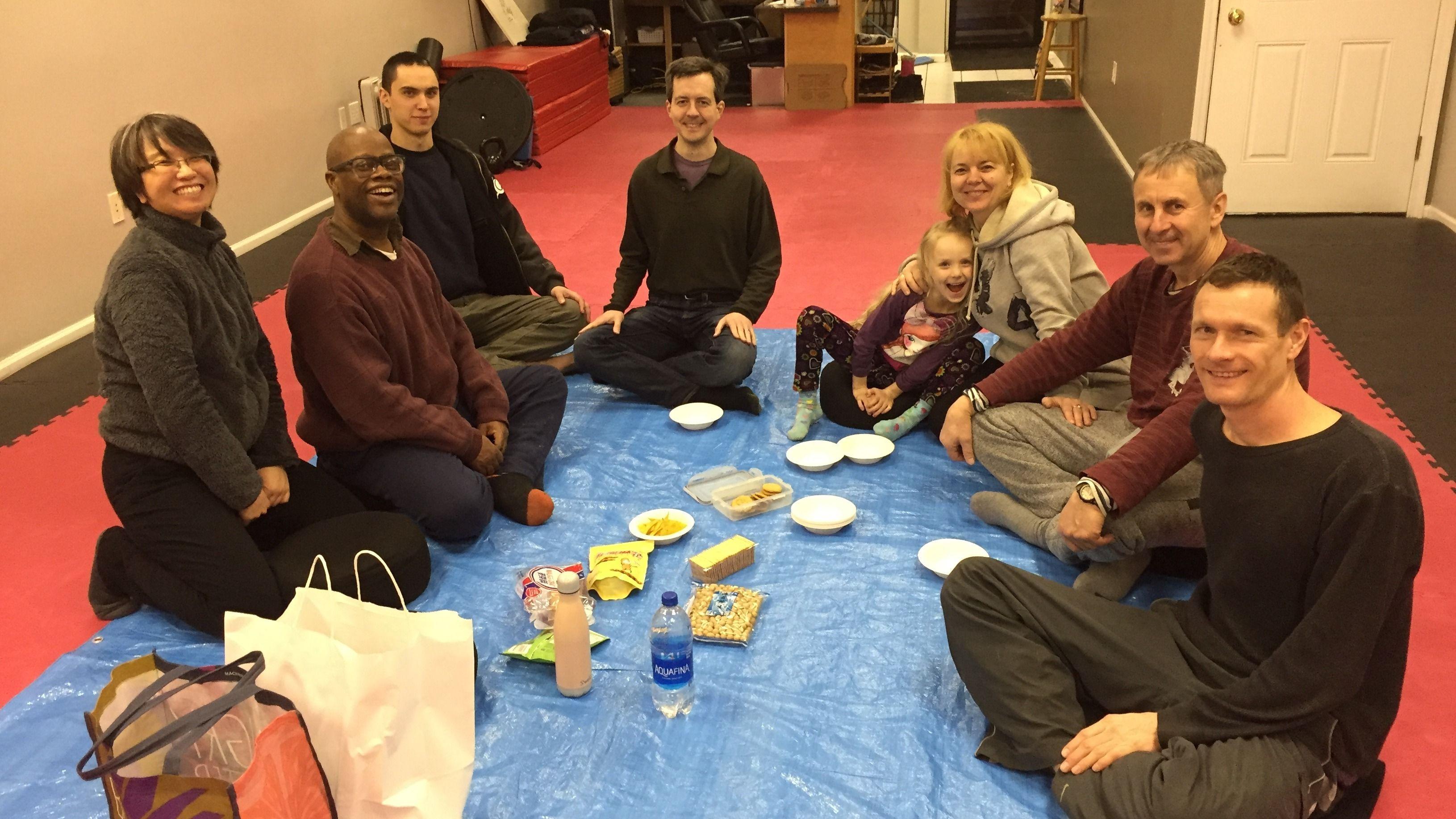 Meditation, Open Q&A & Snack Social