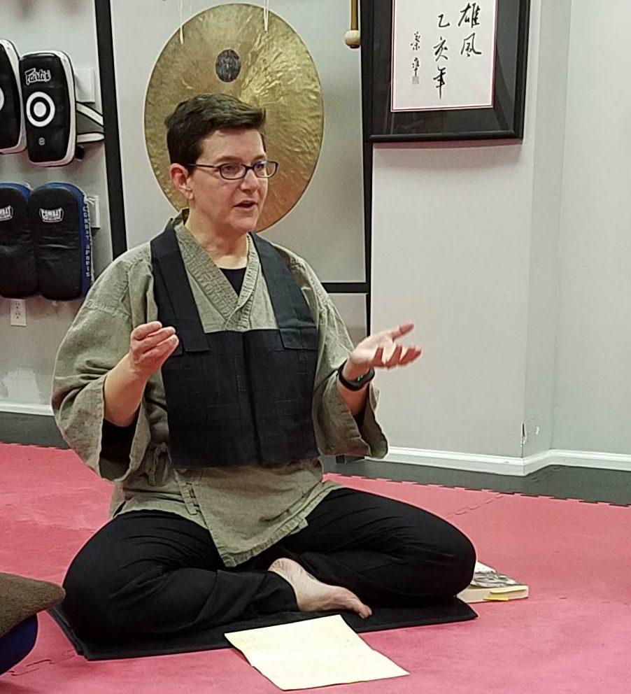 The Ten Paramitas of Mahayana Buddhism : Patience (with Rev. Easton)