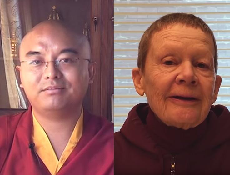 Yongey Mingyur Rinpoche & Pema Chodron