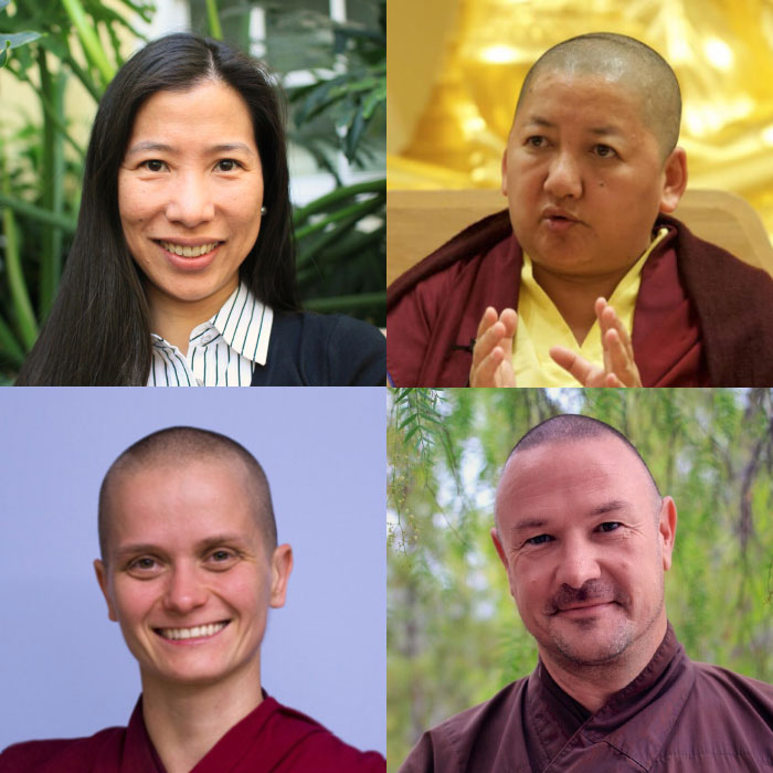 Buddhist Practice in this Pandemic: Allow Joy into Our Heart & other advice from Dharma teachers