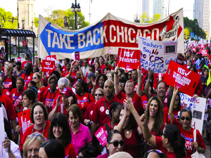 Chicago Teachers Union Forms New Progressive Group - Chicago Monitor