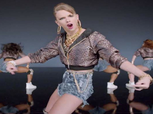 Taylor Swift (Photo via Taylor Swift/VEVO)