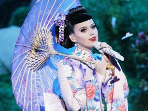 Katy Perry at the 2013 Billboard Awards