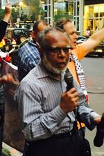 Dr. Mohammed Kaiseruddin (Photo by Bill Chambers)