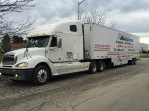 Commercial Naperville Movers