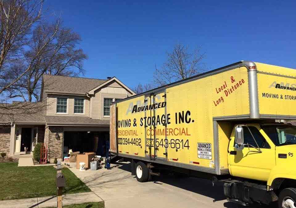 Organize Before Your Addison Moving Day