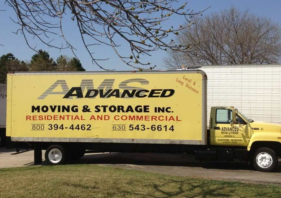 Choosing Naperville Movers