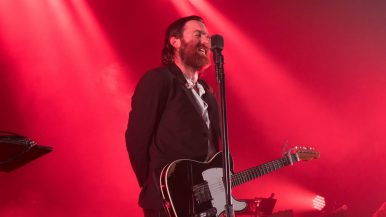 Nick Murphy (Chet Faker) at The Vic Theater, September 29, 2017. Photo: Samantha Reyes.