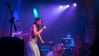 Tei Shi at Schubas Tavern, September 30, 2017. Photo: Samantha Reyes