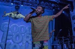 Amine. Red Bull Sound Select 2017 Chicago, Il. Photo by Kevin Baker