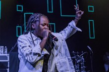 Kodie Shane. Red Bull Sound Select 2017 Chicago, Il. Photo by Kevin Baker-4