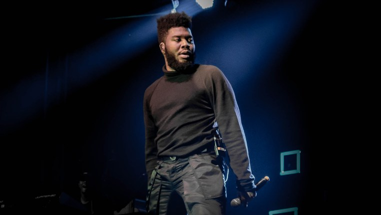 Khalid. Red Bull Sound Select 2017 Chicago, Il. Photo by Kevin Baker