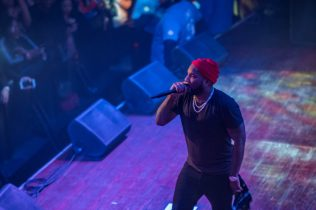 Jeezy. The Cold Summer Tour. Photo by Kevin Baker. House of Blues Chicago.