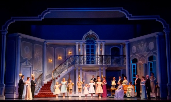 Sound of Music at Lyric When opera meets Bway the