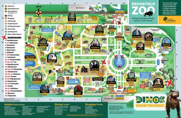 Brookfield Zoo reopening