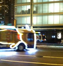 CTA Holiday Bus 4