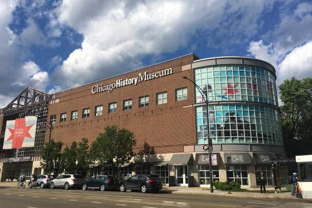 Chicago History Museum reopening