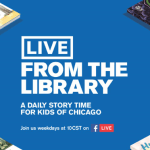 Chicago Public Library Daily Storytime