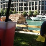 Eating and drinking along the Chicago Riverwalk