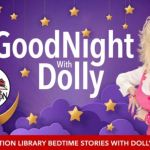 Dolly Parton to read bedtime stories online