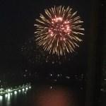 Free Fireworks Saturday nights at Navy Pier