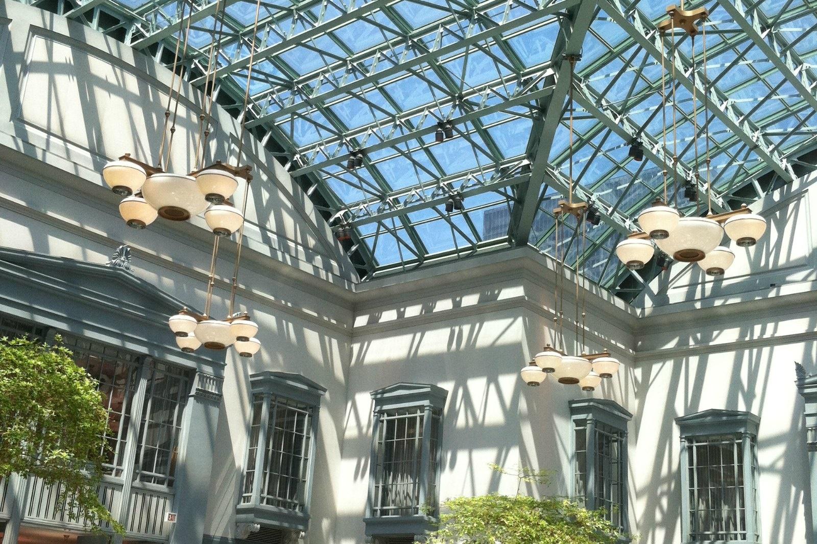chicago public library harold washington