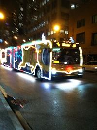 CTA Holiday Bus