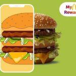 Join MyMcDonald's earn free food