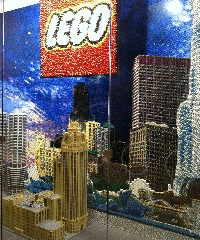 Lego Water Tower