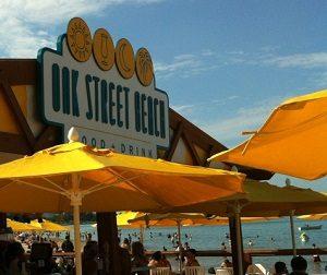 Levy Restaurant Oak Street Beach