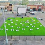 Lincoln Yards Outdoor movies $10