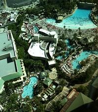 Mandalay Bay Pools