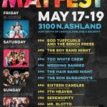 Chicago Mayfest May 17-19
