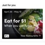 Ritual Eats Week $1 food April 29-May 10