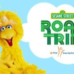 Free Sesame Street 50th Anniversary Party
