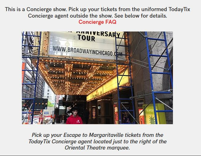 Discount theater tickets from TodayTix - Chicago on the Cheap