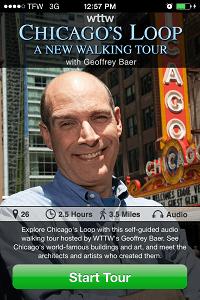 WTTW Chicago Loop Walking Tour  1
