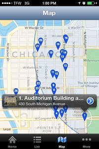 WTTW Chicago Loop Walking Tour  3