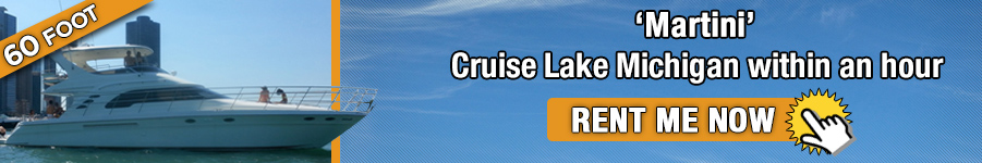 Yacht Rental Chicago Cruise Lake Michigan On A Private