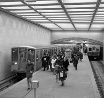 End Of Line 2200 Series Cta Cars Chicago